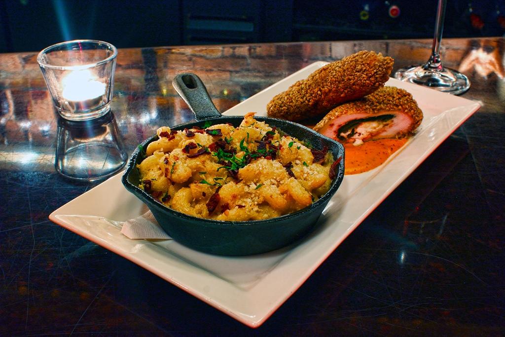 Revel room restaurant lounge 238 abbott street for Abbott california cuisine